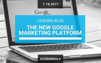 The New Google Marketing Platform